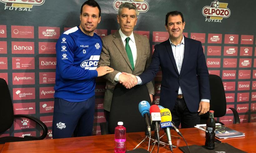 ACUERDO| BP, nuevo patrocinador de ElPozo Murcia FS