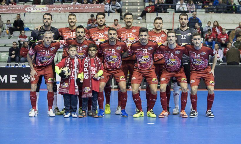 Galería Jornada 18 LNFS| ElPozo Murcia FS 4-4 Osasuna Magna (Fotos Pascu Méndez)