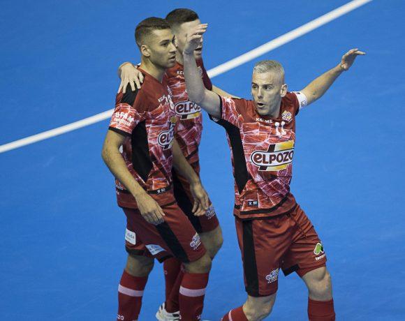 PREVIA Jª 19 LNFS| Viña Albalí Valdepeñas vs ElPozo Murcia FS (Sábado 18 h)