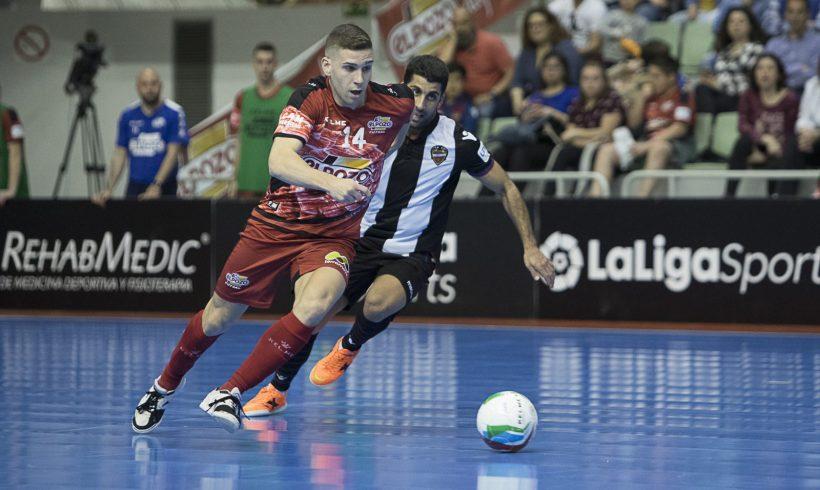SORTEO COPA DE ESPAÑA Málaga 2020| ElPozo Murcia FS se enfrentará al Levante UD FS el viernes en Cuartos