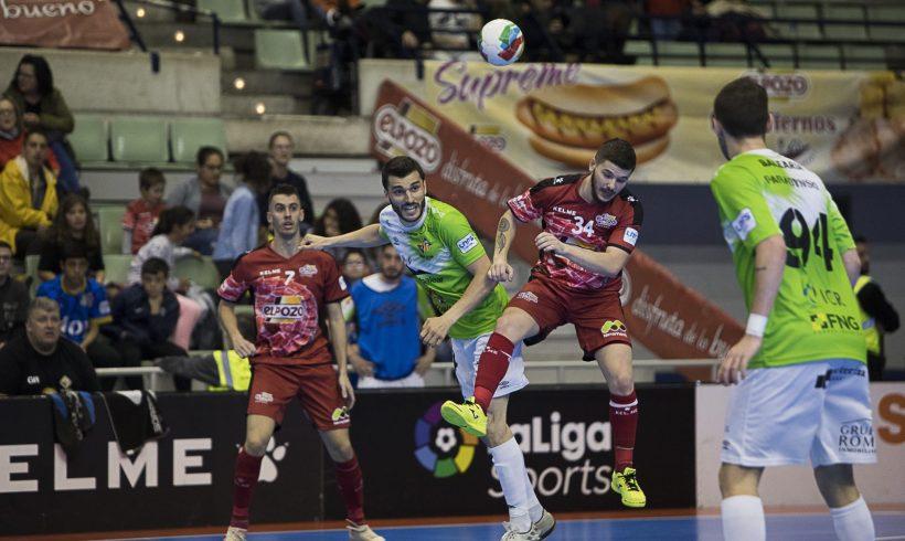 Crónica J° 29 LNFS| ¡Orgullo de CANTERA! ElPozo Murcia FS 3-3 Palma Futsal