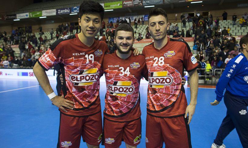 Galería Jª 29 LNFS| Las mejores instantáneas de ElPozo Murcia FS vs Palma Futsal (Fotos @Pascu Méndez)