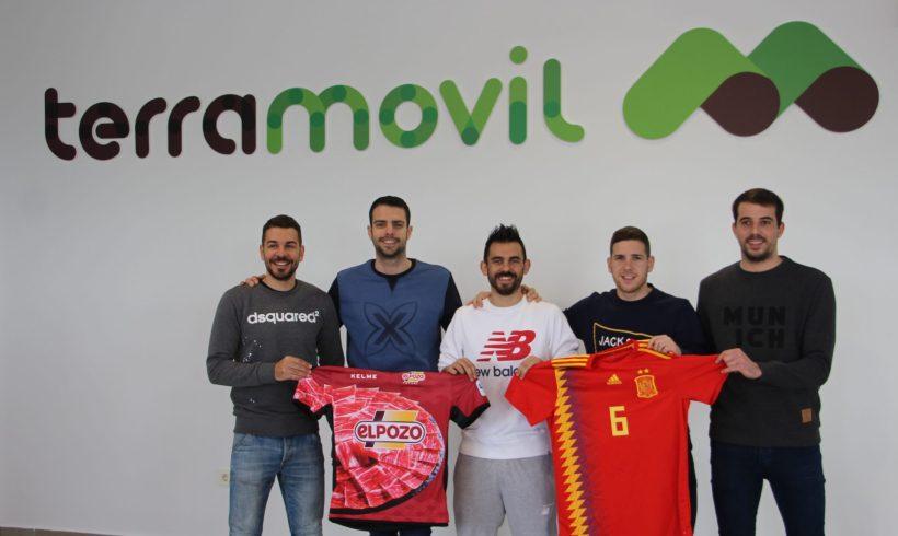 Galería| Álex, Fernan, Andresito, Fabio y Fede en Terramovil