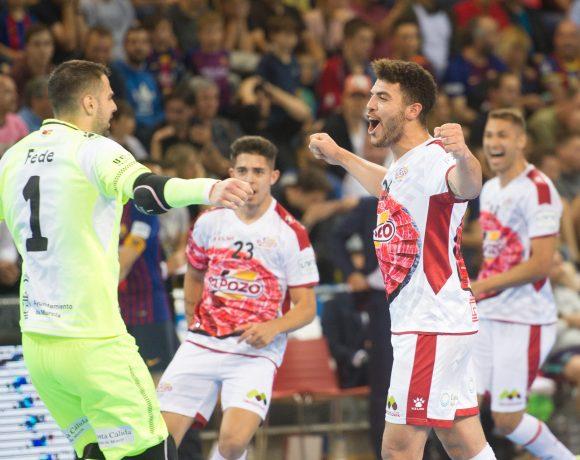 Crónica 2° Partido Final Liga| ElPozo Murcia empata la eliminatoria