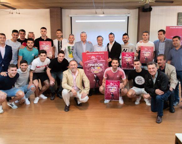 Presentación| Campaña Abonos 2019-20 'Es Pasión es ElPozo Murcia FS'