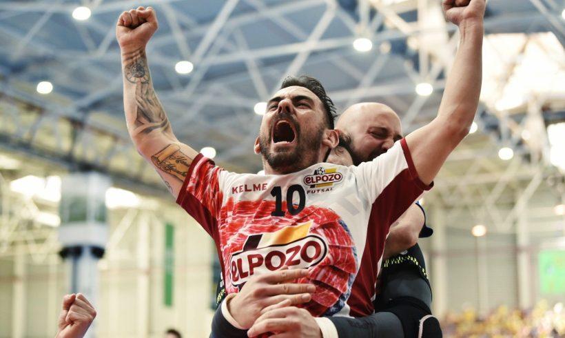 CRÓNICA 2º PARTIDO SEMIFINAL| ElPozo Murcia FS pasa a la Gran Final y se clasifica para jugar en Europa (3-4)
