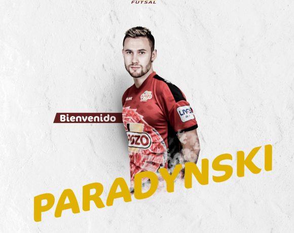 OFICIAL| Felipe Paradynski, segundo refuerzo de ElPozo Murcia FS para la campaña 2019-20