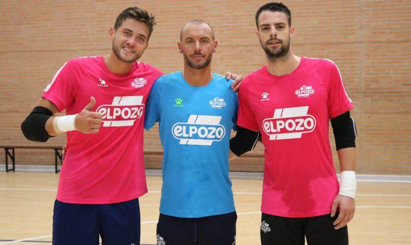 Javier Arrivi, nuevo de entrenador de porteros de ElPozo Murcia FS
