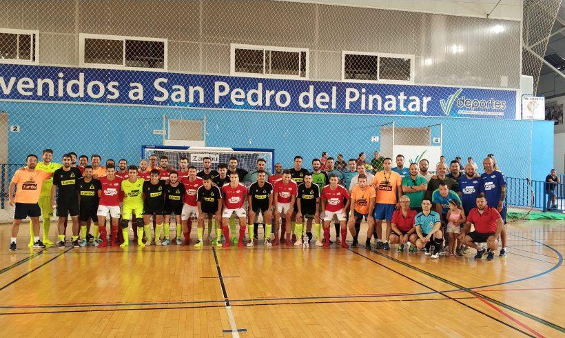 Victoria de ElPozo Murcia FS en su primer amistoso con el regreso de Miguelín