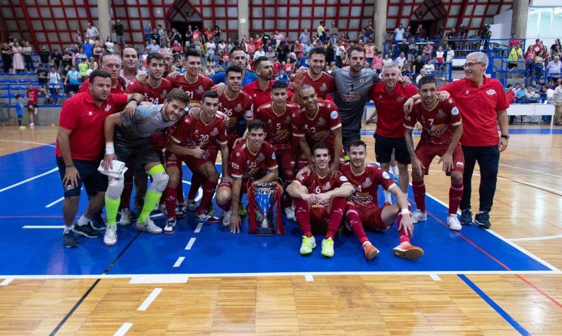 ElPozo Murcia FS revalida el título regional al ganar 5-1 a Jimbee Cartagena