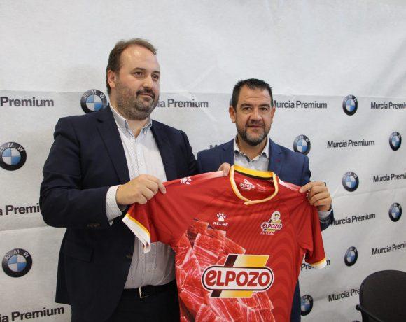 BMW Murcia Premium y ElPozo Murcia FS unen sus fuerzas para la temporada 2019-20