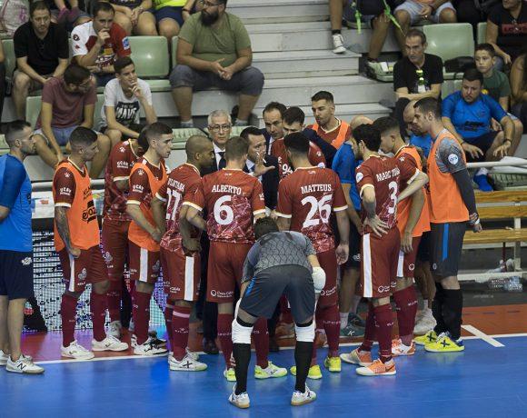 ElPozo Murcia FS se alza con la victoria ante Jaén (2-1) en su reencuentro con la Marea Roja