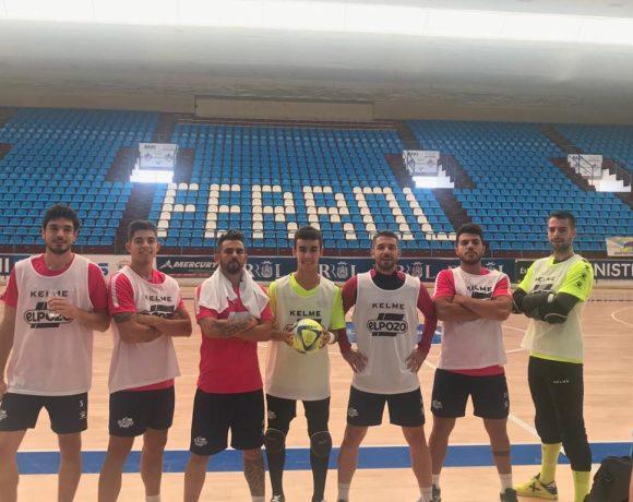 ¡Vuelve la Liga! Los de Giustozzi a superar la pasada campaña O'Parrulo Ferrol vs ElPozo Murcia FS