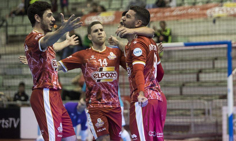 ElPozo Murcia FS comenzará la Ronda Élite ante el anfitrión Kairat Almaty el jueves 21 de noviembre