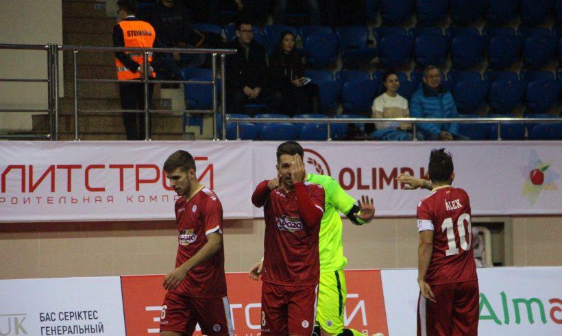 Ronda Élite| ElPozo Murcia FS se impone a Benfica y está a un partido de la Final Four
