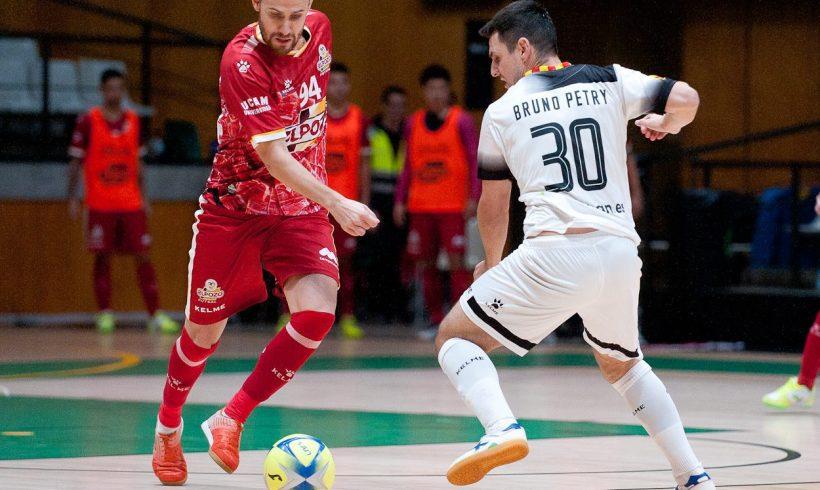 CRÓNICA Jª 7 LNFS  ElPozo Murcia no consigue la victoria en un duelo igualado (3-2)