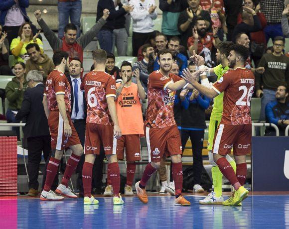 CRÓNICA| ElPozo Murcia FS se lleva el derbi regional con un partido espectacular