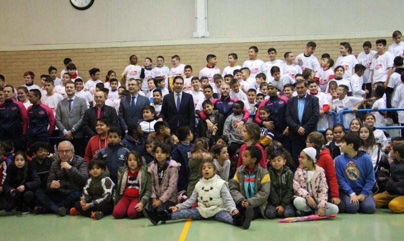 La nueva escuela ADN Urbano ElPozo FS abre sus puertas en el barrio de La Paz con más de 120 inscripciones