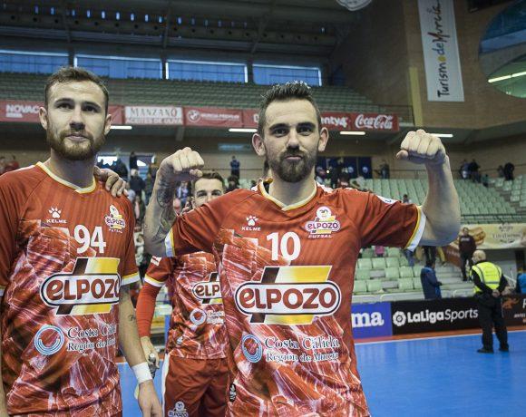 ElPozo Murcia Costa Cálida recibe a Aspil Vidal Ribera Navarra con el objetivo de continuar la buena racha liguera