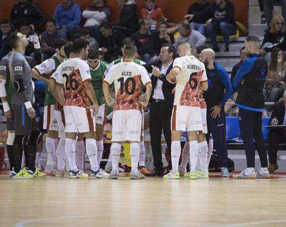 ElPozo Murcia Costa Cálida dice adiós a la Copa del Rey