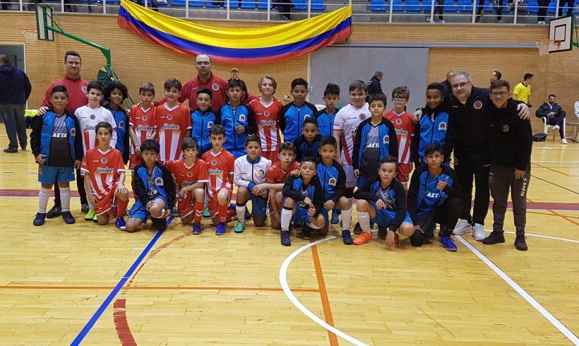 Jornada 3| Resultados partidos jueves 2 de Enero- I Torneo Internacional Futsal ElPozo de Base