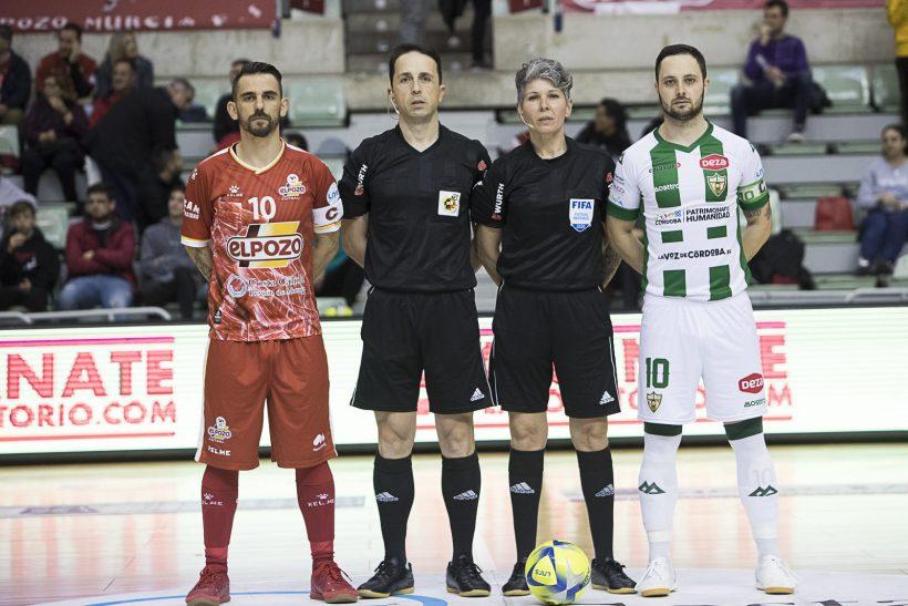 Galería Jª20 LNFS| Las mejores imágenes de la victoria de ElPozo ante Córdoba (5-1) Fotos Pascu Méndez