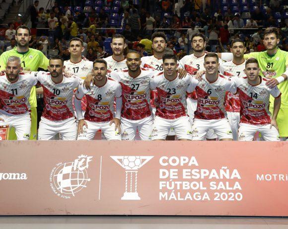 CRÓNICA Semifinal Copa de España  ElPozo Murcia Costa Cálida se queda a las puertas de la Final
