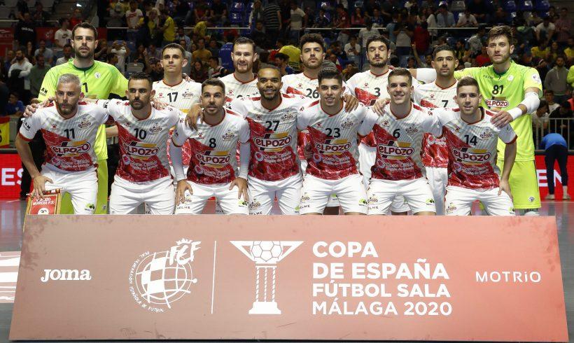 CRÓNICA Semifinal Copa de España| ElPozo Murcia Costa Cálida se queda a las puertas de la Final