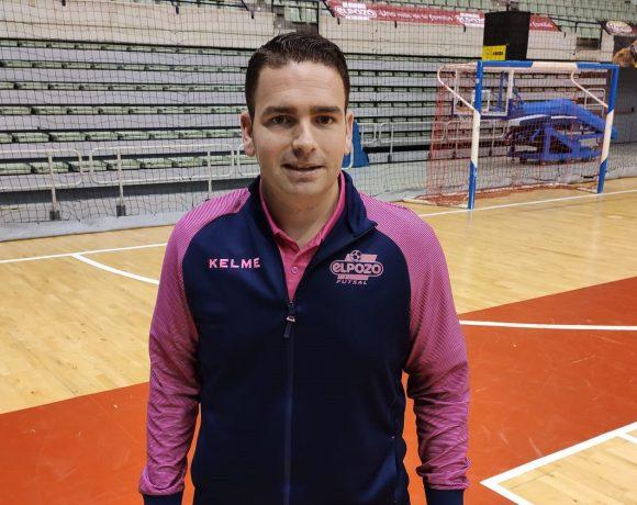 SEGUNDA  Guillermo Martínez es el nuevo entrenador de ElPozo Ciudad de Murcia