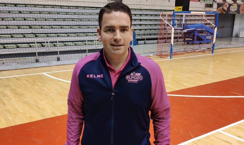 SEGUNDA| Guillermo Martínez es el nuevo entrenador de ElPozo Ciudad de Murcia