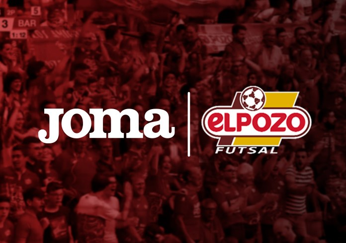 OFICIAL| JOMA, nuevo sponsor técnico de ElPozo Murcia Costa Cálida FS