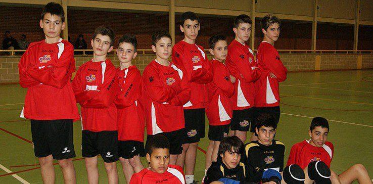 El equipo Infantil Aljucer ElPozo FS,  a por la Minicopa en Logroño