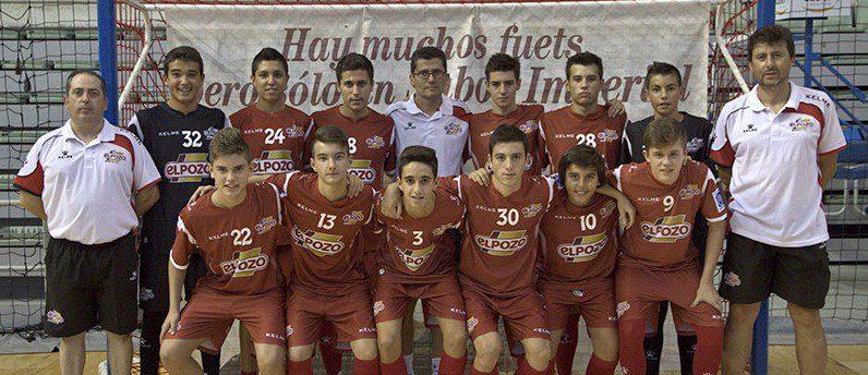 El equipo Cadete accede a la Fase Final del Campeonato de España de forma brillante