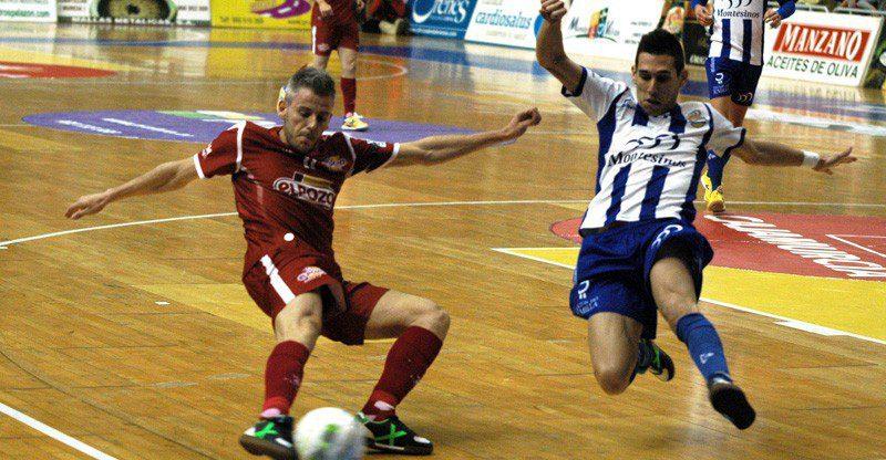ElPozo Murcia se adjudica el derbi regional  con un contundente 5-1