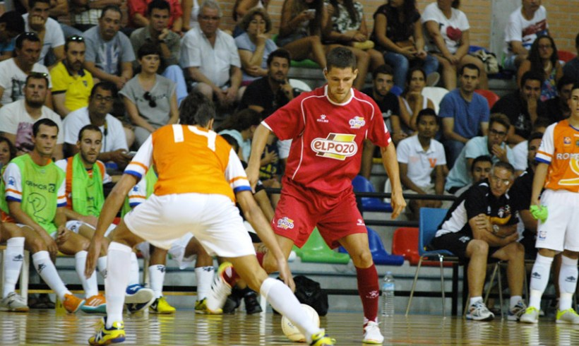 ElPozo Murcia gana 5-4 a  Plásticos Romero Cartagena