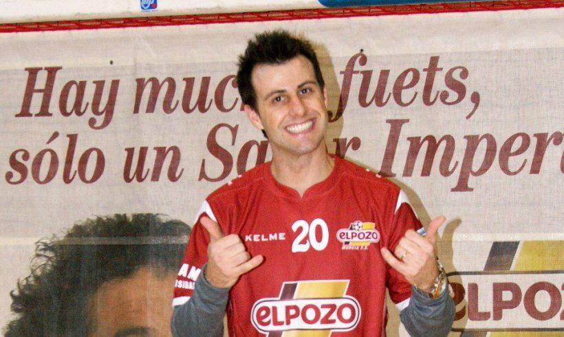Eka, ya es jugador oficialmente jugador de ElPozo Murcia FS
