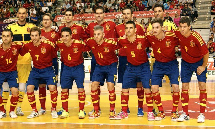 Cinco jugadores de ElPozo Murcia convocados con la Selección