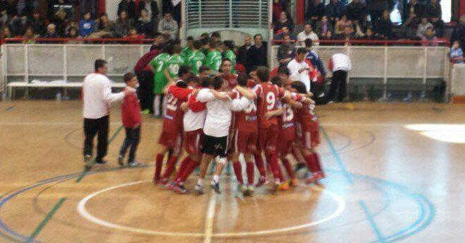 El equipo Cadete Aljucer ElPozo FS, campeón del torneo de Navidad de Ripollet