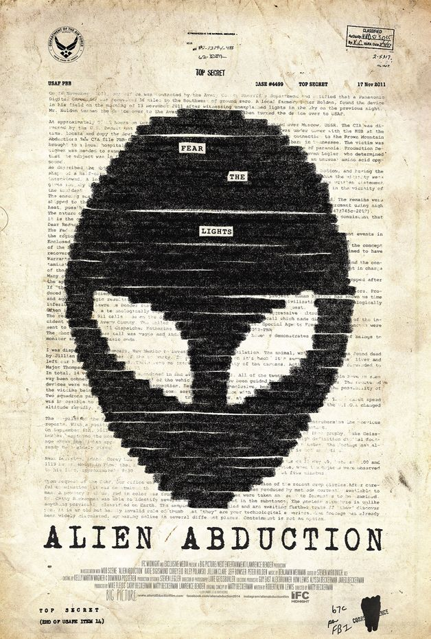 Alien Abduction (Matty Beckerman)