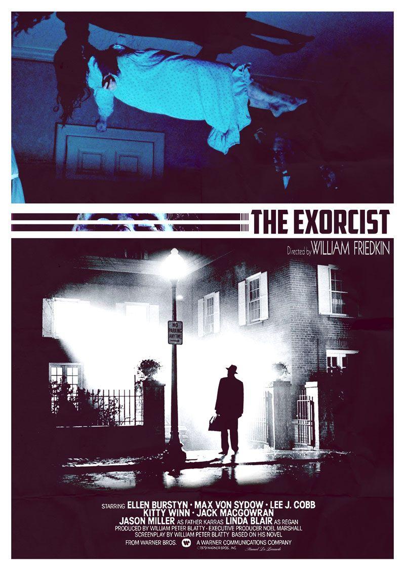 El Exorcista BSO - Lalo Schifrin (Poster por JohnnyMex)