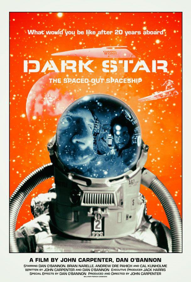 Dark Star (Silver Ferox Design)