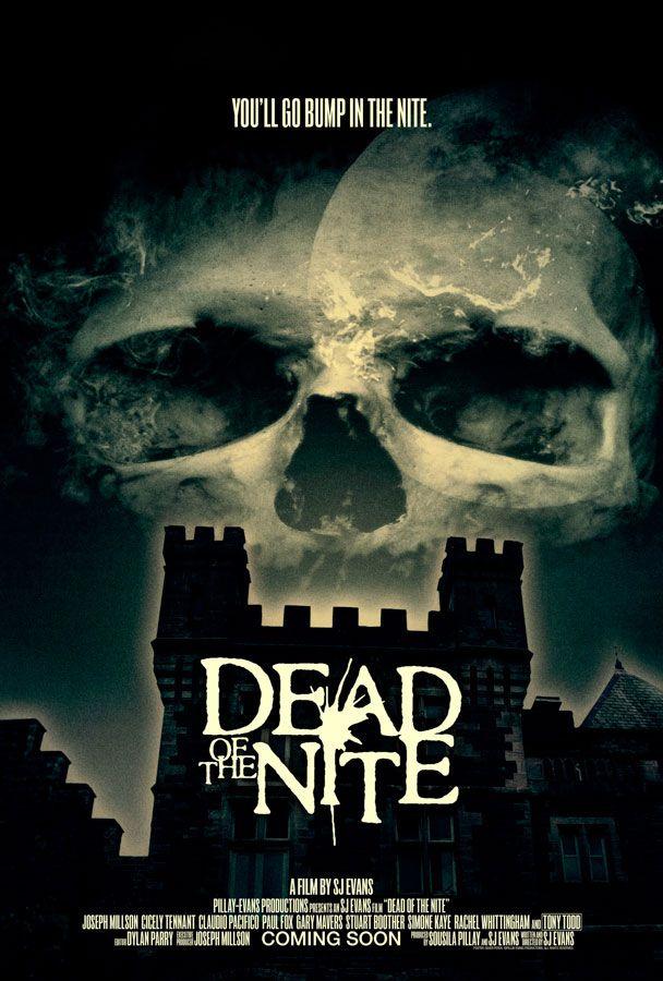 Dead of the Night (Silver Ferox Design)