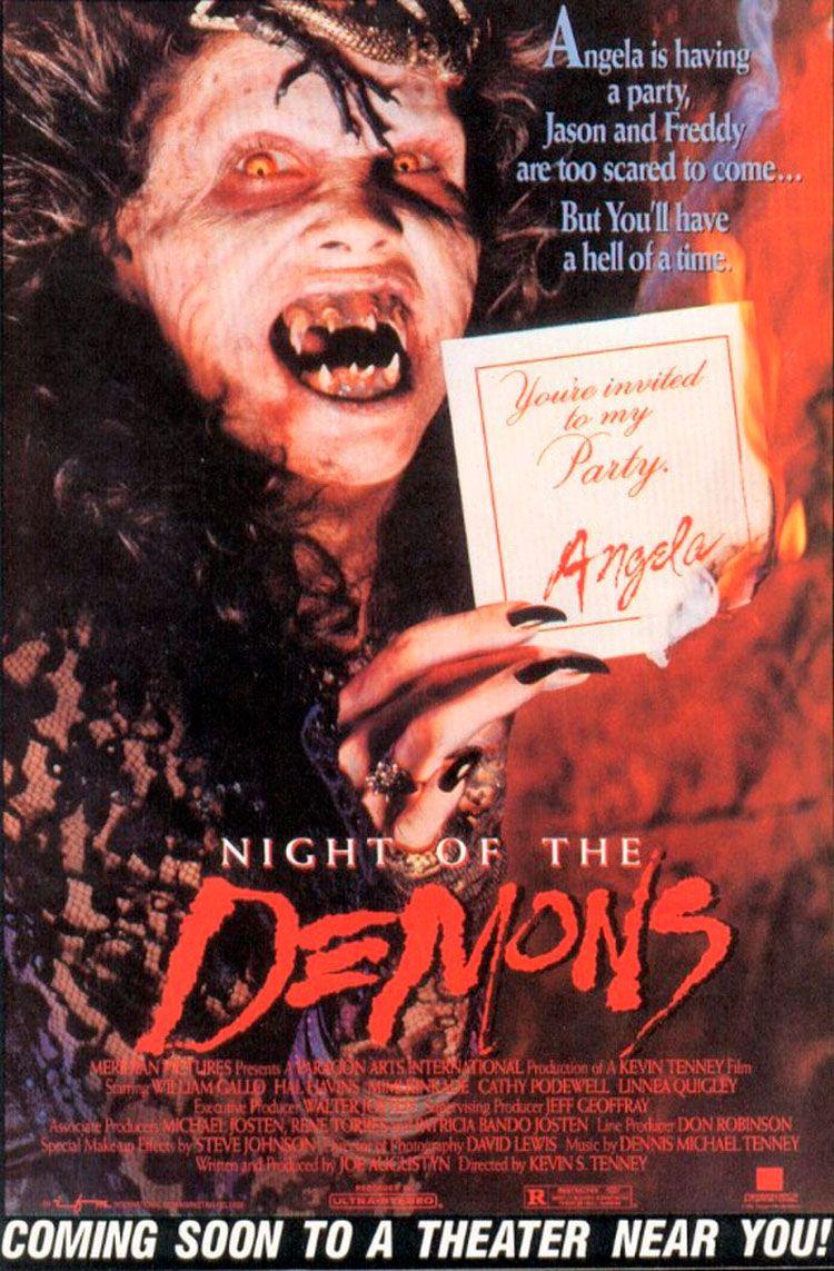 La noche de los demonios (Kevin S. Tenney)
