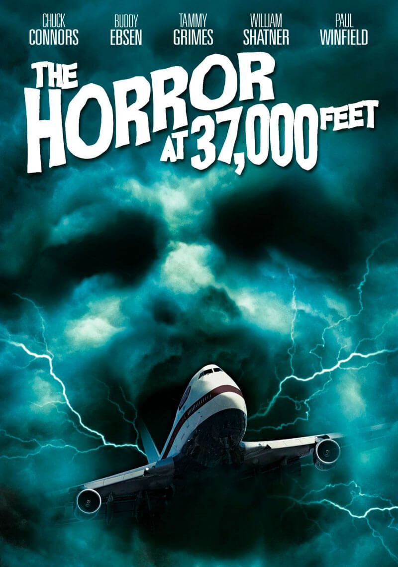The Horror at 37,000 Feet (David Lowell Rich)