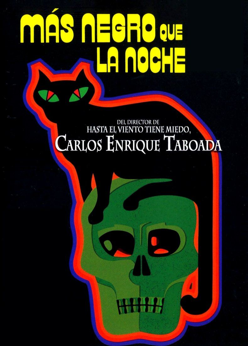 Más negro que la noche (Carlos Enrique Taboada)