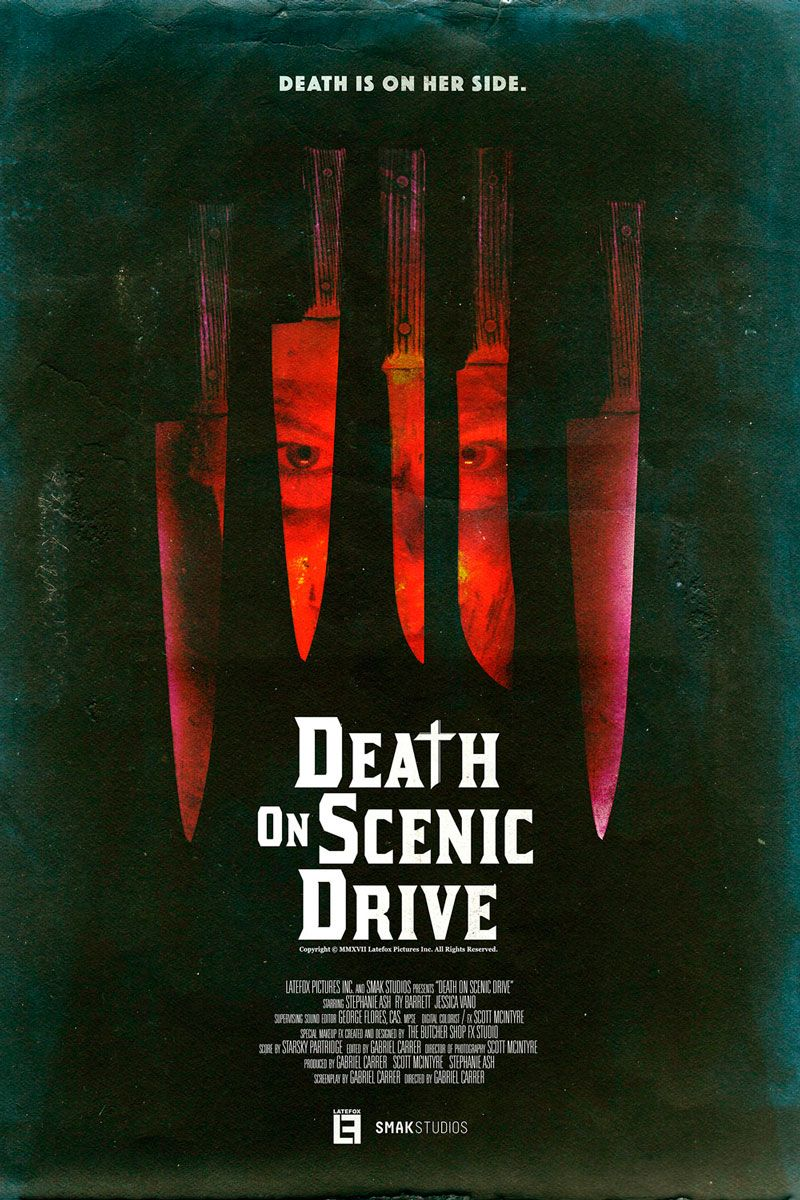 Death on Scenic Drive (Gabriel Carrer)