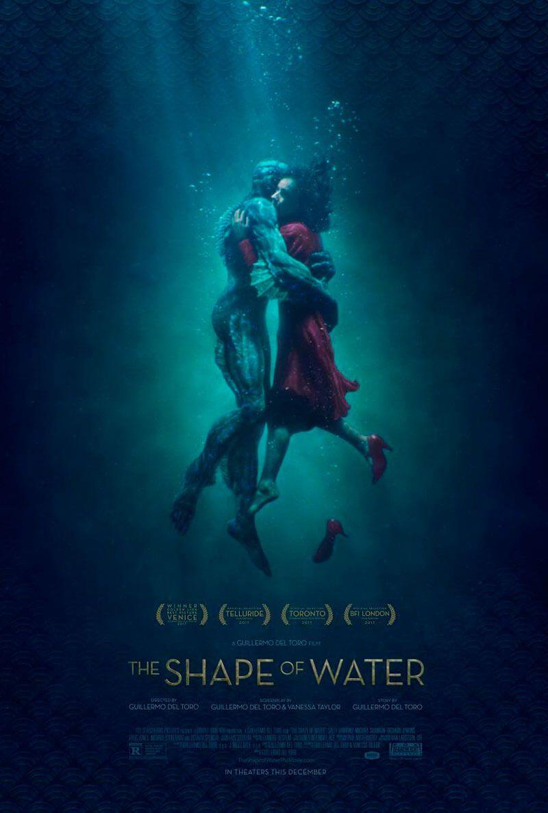 La Forma del Agua (Guillermo del Toro)