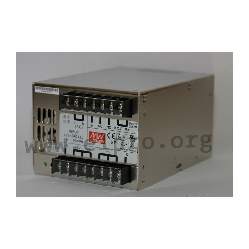12 Volt Power Supply Enclosed Switching Power Supply