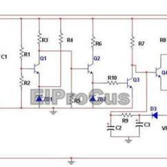 Electronics Mini Projects With Circuit Diagram Porsche 911 Parts Top 10 Simple Electronic For Beginners In 2014 Motor Control