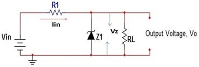 The Zener Diode Working Principles and its Various